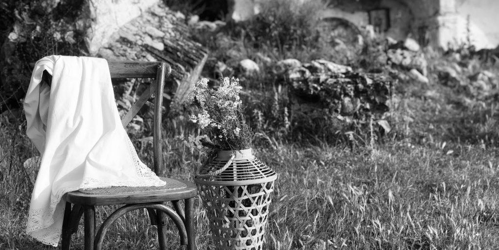 Las sillas de tu boda.